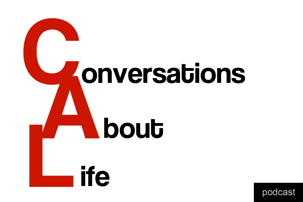 Conversations About Life podcast banner